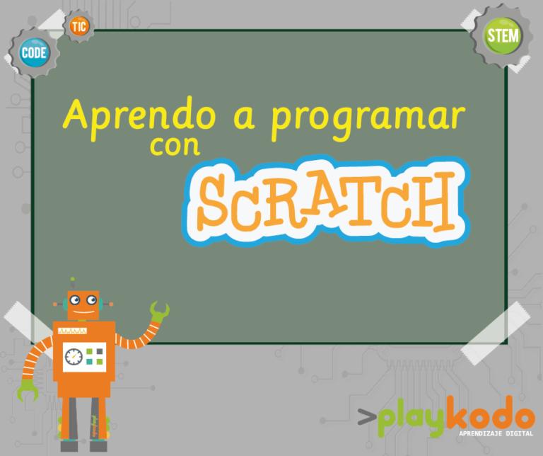 Curso aprendo a programar con scratch